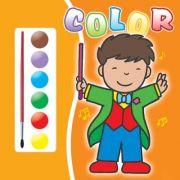 Carte de colorat 2