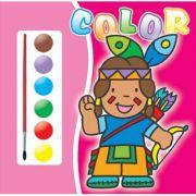 Carte de colorat 3