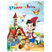 Poveste cu ferestre. Pinocchio