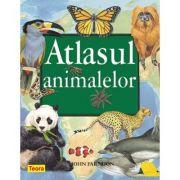 Atlasul animalelor de John Farndon (6811)