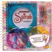 Deseneaza spirale decorative de Doug Stillinger (6826)