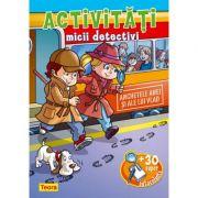 Activitati. Micii detectivi