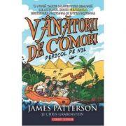 Pericol pe Nil - Vol. II din seria Vanatorii de comori (James Patterson)