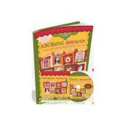 ABCdarul distractiv Auxiliar pentru clasa I -pachet educational cu CD