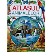 Atlasul animalelor - Jane Delaroche