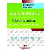 Analiza matematica - Culegere de probleme, continuitate. Proprietatea lui Darboux