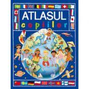 Atlasul copiilor - Jane Delaroche