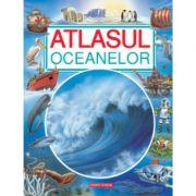Atlasul oceanelor - Jane Delaroche