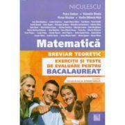 Matematica pentru Bacalaureat M1. Breviar teoretic cu exercitii si teste de evaluare