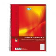 Caiet Matematica format A4, 80 de file Stylex cu spira si perforatii ( SY043889 )