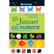 Jocuri cu numere - Simon Tudhope, Sarah Khan