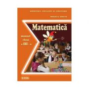 Matematica-Manual pentru clasa a III-a (Mihaela Singer)