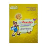 Cu Pinocchio in vacanta - Activitati distractive pentru clasa pregatitoare