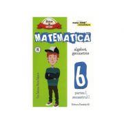 Culegere Matematica clasa 6 Semestrul 1 Partea I CONSOLIDARE 2017