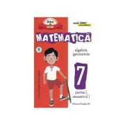Culegere Matematica clasa 7 Semestrul 1 CONSOLIDARE 2017