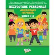 Dezvoltare Personala - caiet de lucru si portofoliu pentru clasa a II-a