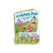 Aventura Dino. Evaluare interdisciplinara pentru clasa I