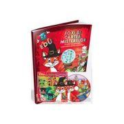 Foxi si cartea misterelor - Auxiliar cu activitati matematice + CD de Ioan Salomie