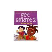 Get Smart Workbook with CD by H. Q. Mitchell - level 2 British Edition