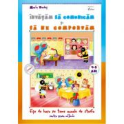 Invatam sa comunicam si sa ne comportam 4-5 ani, Maria Verdes