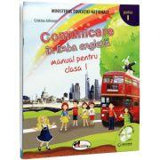 Comunicare in Limba Engleza - Manual clasa I, partea a - I- a ( contine editie digitala )