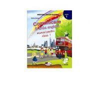 Comunicare in limba engleza - Manual pentru clasa II, partea a - I- a ( contine editie digitala)