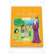 Manual Limba moderna Engleza pentru clasa a III-a semestrul al II-lea (contine CD multimedia)