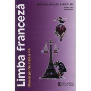 Limba Franceza L1. -Manual pentru clasa a V-a, Mariana Popa