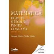 Matematica - Exercitii si probleme pentru clasa a V-a. Semestrul al II-lea