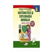 Matematica si explorarea mediului. Manual pentru clasa a II-a, Semestrul II (contine si ed. digitala)