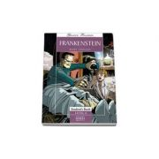 Frankenstein by Mary W. Shelley readers pack with CD - Graded Readers level 4 - Intermediate
