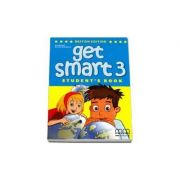 Get Smart Student's Book by H. Q. Mitchell - level 3 (British Edition)
