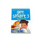 Get Smart Workbook with CD by H. Q. Mitchell - level 3 British Edition