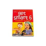 Get Smart Student's Book by H. Q. Mitchell - level 6 (British Edition)