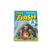 Time Flash level A Students Book by H. Q Mitchell