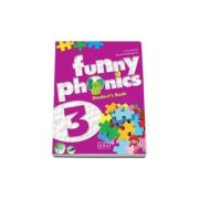 Funny Phonics Students Book H. Q. Mitchell -level 3
