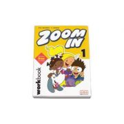 Zoom In by H. Q. Mitchell Workbook with CD- level 1