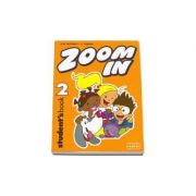 Zoom In by H. Q Mitchell - Students Book - level 2