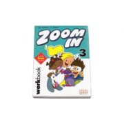 Zoom In Workbook with CD-Rom by H. Q. Mitchell - level 3