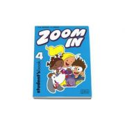 Zoom In by H. Q Mitchell - Students Book level 4