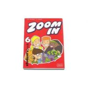 Zoom In by H. Q Mitchell - Students Book level 6