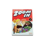 Zoom In by H. Q. Mitchell Workbook with CD-Rom - level 6