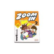 Zoom In by H. Q. Mitchell Workbook with CD - level 2