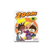 Zoom by H. Q. Mitchell Student's Book with Zoom Alphabet Book - Level A