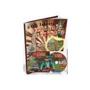 Povestea timpului. Istorie pentru clasa a IV-a - pachet educational cu CD