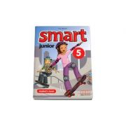 Smart Junior Student's book by H. Q Mitchell - level 5