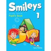 Smileys 1 - Pupils Book. Manual pentru clasa a I-a