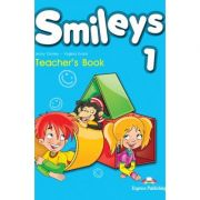 Smileys 1. Teacher 's book - Virginia Evans