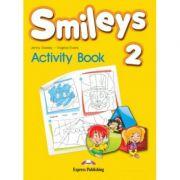 Smileys 2 - Activity Book. Caiet pentru clasa a II-a