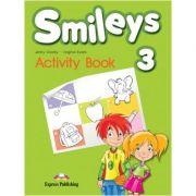 Smileys 3 - Activity Book. Caiet pentru clasa a III-a